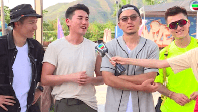 Benjamin Yuen was Happy about Tony Hung and Natalie Tong's Break Up