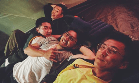Pakho Chau and Joel Chan Recount Their Grudge Years Ago Presumably Over Florinda Ho