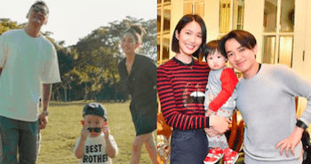 Shawn Yue and Wong Cho Lam Announce Their Wives' Second Pregnancies on Father's Day