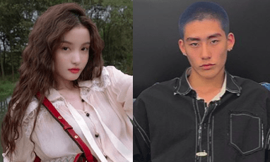 """""""Youth With You 2020"""" Trainee, Hana Lin Xiaozhai, Denies Cheating Allegations After Relationship with Model, Liang Jiyuan, was Exposed"""