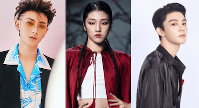 Huang Zitao and R1SE's Xia Zhiguang Show Support for Yamy, Boss Follows Up with Response