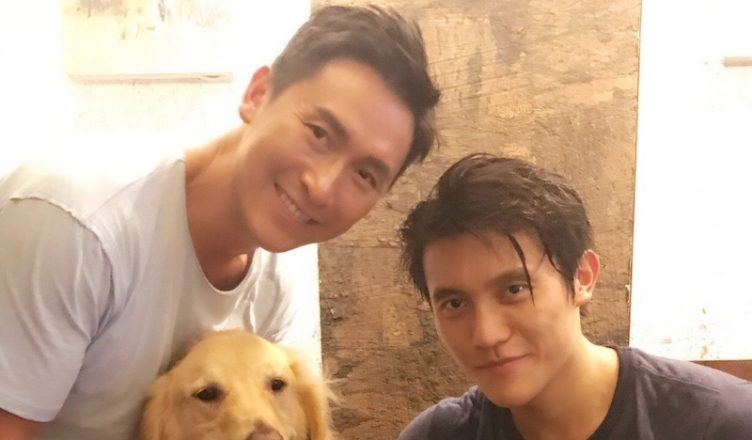 Joe Ma Dishes On His Thoughts about His Son, Xiang Ma, and His American Girlfriend