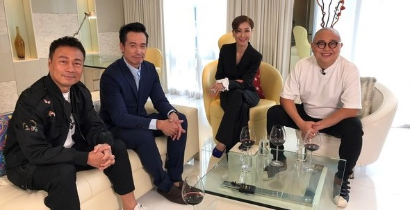 Moses Chan Recalls His Partying Days When He was a Model