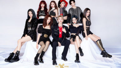 THE9 Reveals Their Fandom Color, Hand Sign, Fan Name, and Leader