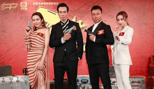 Wayne Lai and Moses Chan Want to Play Lovers in Next Collaboration