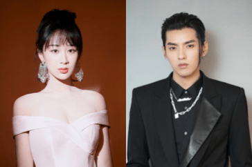 Yang Zi and Kris Wu Reflect on Wrapping Up Filming for The Golden Hairpin