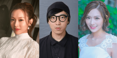 """Ali Lee and Crystal Fung to Fight Over Fama's Luk Wing in his First Time Being Male Lead in """"AI Rhapsody"""