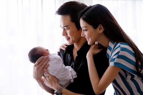 Grace Chan and Kevin Cheng Announce Birth of Second Son