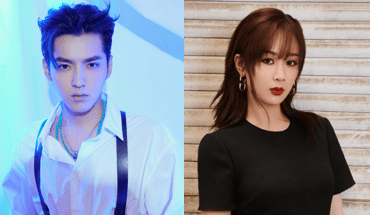 Kris Wu and Yang Zi Became Sworn Siblings After Filming The Golden Hairpin