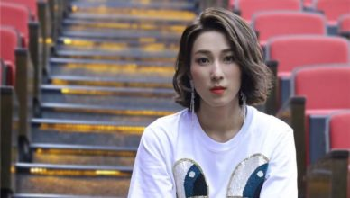 Linda Chung Reveals What Enticed Her to Return to TVB to Film Again