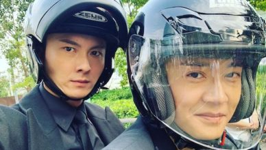 """Owen Cheung Couldn't Hold Back from Cursing at Vincent Wong in """"Al Cappuccino"""" Bloopers"""