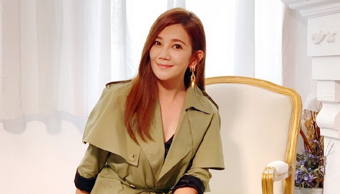 Fish Leong Reveals Getting Through Her Divorce in the Early Stages and Having to Answer Her Son's Questions about the Break Up