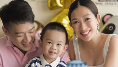 Sarah Song and Jason Chan Welcome Their Second Baby Boy, Jamie