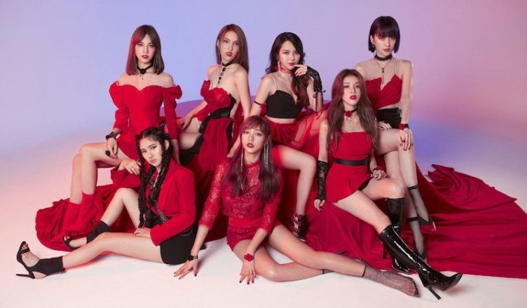 Taiwan's First Girl Group Survival Show, DD52, Debuts 7 Member Girl Group, G.O.F