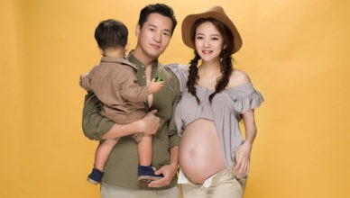 Ady An and Husband Welcome a Baby Girl