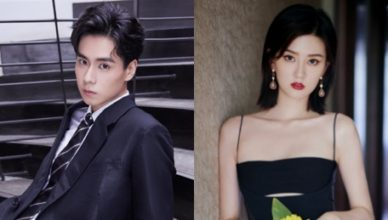 Hu Yitian Gets Red After Kiss Scene with Bridgette Qiao Xin in You Complete Me