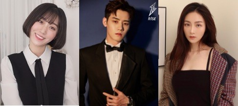 Internet Celebrity Alleges R1SE's Ren Hao Dated Her while Still Dating Actress Girlfriend