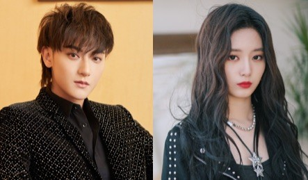 Huang Zitao and Xu Yiyang Address Their Dating Rumors Together for the First Time