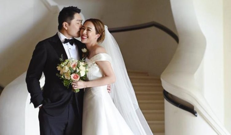 Jennifer Shum Officially Ties the Knot with Finance Whiz Fiancé IG 11.30.20