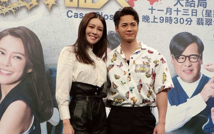 Kelly Cheung's Boyfriend a Bit Jealous Over Her Steamy Kiss Scene with Him Law in The Witness