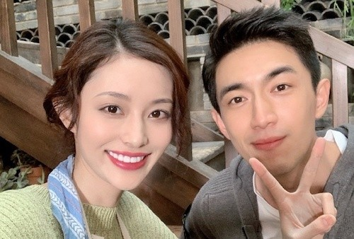 Lin Gengxin and To Love Co-Star, Gai Xueyi, Respond to Dating Rumors