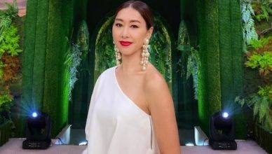 Nancy Wu Announces Departure from TVB