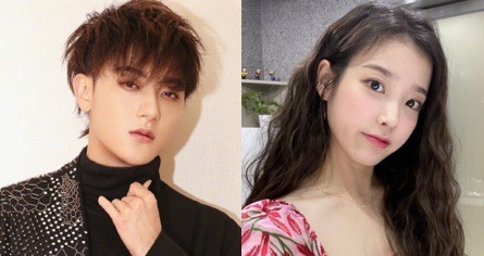 Netizens Think Huang Zitao's Love Confession was for Korean Singer, IU