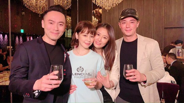 Ruby Lin and Wallace Huo Debunks Marital Discord Rumors as They Celebrate Her Father's Birthday