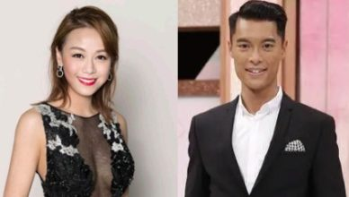 TVB Rumored to Be Terminating Their Contracts with Jacqueline Wong and Jackson Lai