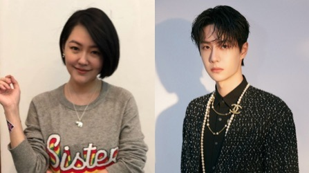 Dee Hsu Says Wang Yibo is Reserved for Her Eldest Daughter, Elly Hsu