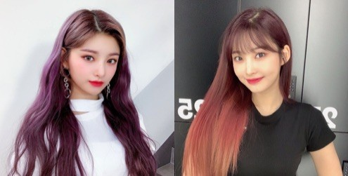 EVERGLOW's Wang Yiren and Kim Si-hyeon Test Positive for COVID-19