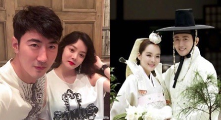 Gao Ziqi and Korean Actress, Chae Rim, Have Divorced After 6 Years of Marriage