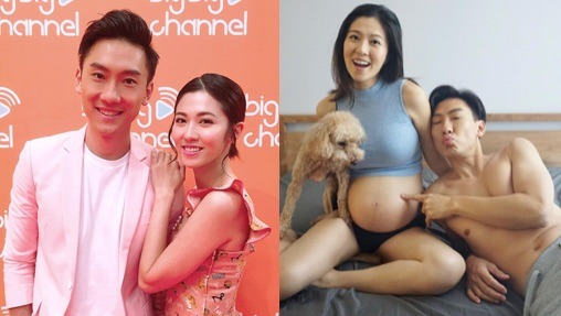 TVB Host, Patrick Sir, and Actress, Kimmy Kwan, Pregnant with First Child