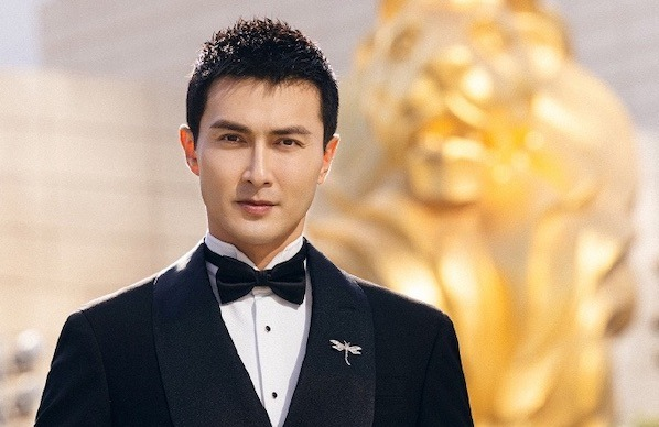Vengo Gao Wins for Eternal Love of Dream at 29th Huading Awards