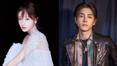 Yu Zheng Denies Wu Jinyan and Hong Rao are Dating