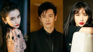Angelababy Addresses Old Rumors Resurfacing She was Third Party in Huang Xiaoming's Relationship with Ex-Girlfriend, Li Fei'er