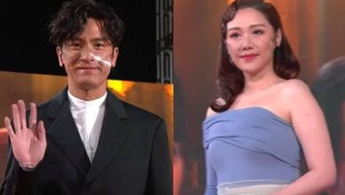 Kenneth Ma Thinks Roxanne Tong is Still Very Fit Despite Her Happy Weight Gain