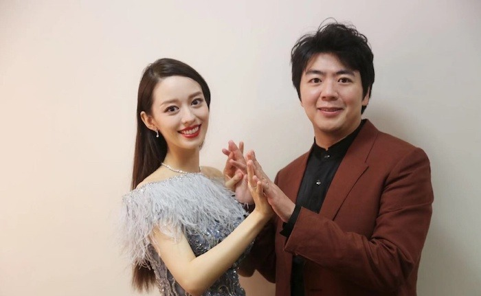 Lang Lang Tells Public Not to Focus on Gina Alice's Pregnant Figure Anymore