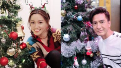 Roxanne Tong Says She Will Marry Kenneth Ma On One Condition