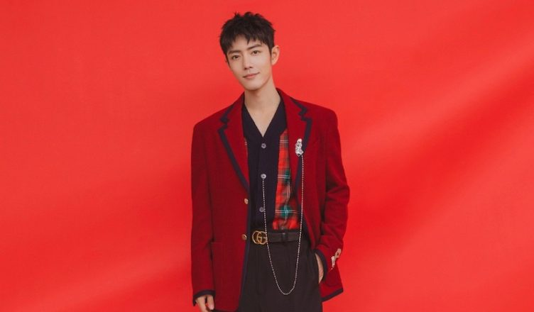 Xiao Zhan Ends 2020 with Another Red Ocean and Reunites with Na Ying at the Dragon TV New Year 2021 Countdown Ceremony