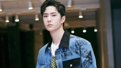 YUE HUA Entertainment Refutes Rumors Wang Yibo was Hooking Up with an Internet Celebrity Driving a Red Sports Car