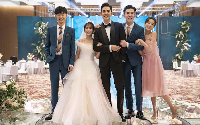 My Little Happiness Treats Fans with Realistic Wedding in Extra Wedding Edition Video