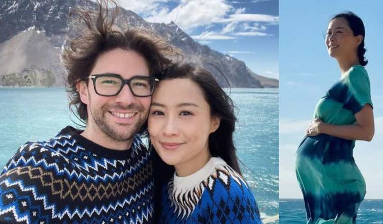 Fala Chen Makes Surprise Announcement on the Birth of Her Daughter on Valentine's Day