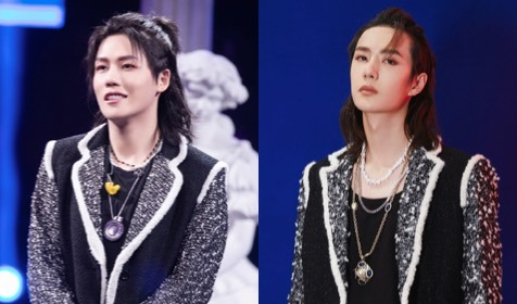 Julius Liu Wei Gets Recognition from Wang Yibo on His Impersonation of His No Sense Performance