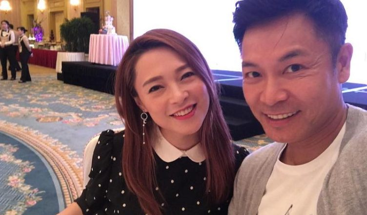 Roger Kwok and Cindy Au Were Once on the Verge of Divorce
