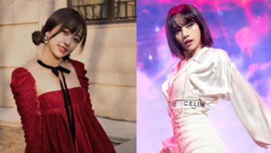 THE9's Esther Yu Gets Giddy After Adding BLACKPINK's Lisa on WeChat