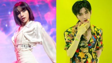 """BLACKPINK's Lisa Explains Why She Chose Cai Xukun's """"Lover"""" for Her Mentor's Performance on """"Youth With You 3"""""""