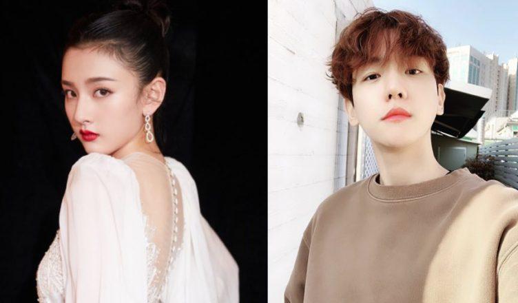 Lareina Song Zu'er's Studio Apologizes for Plagiarizing EXO's Baekhyun's Album Cover