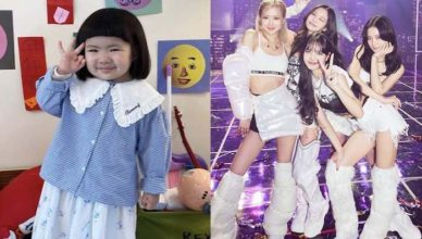 Sam Lee's Daughter, Lucy, Gets Noticed by YG Entertainment Manager for Her Dancing Videos of BLACKPINK's BOOMBAYAH