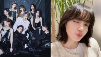 THE9 Competes Against Each Other on Their Interactions with BLACKPINK'S Lisa